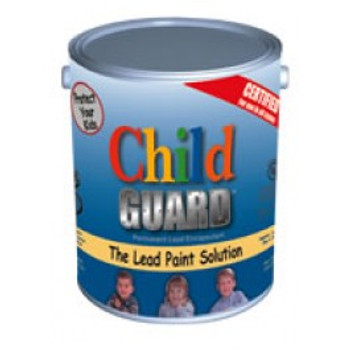 Fiberlock ChildGuard-Lead Based Paint Encapsulant-White 4gal