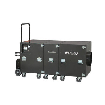 Nikro EC5000 - Air Duct Cleaning System (Dual Motor)