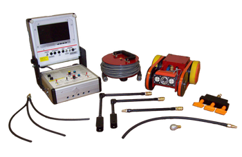 Nikro - 862117 - Robotic Inspection and Air Washing System