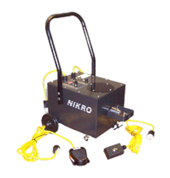 Nikro Heavy Duty Residential/Commercial Brush Cable Drive Unit - 860441