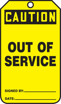 Out Of Service  - MDT652FTP