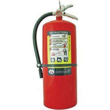 Badger™ Advantage™ 20 lb ABC Fire Extinguisher w/ Wall Hook