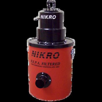 Nikro 2 Gallon HEPA Lead Vacuum LV02