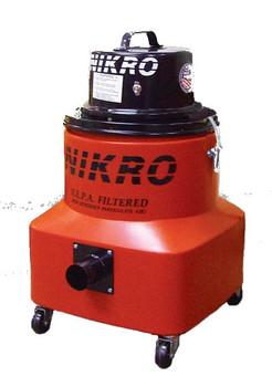 Nikro 10 Gallon HEPA Lead Vacuum LV10