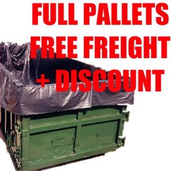 Pallet Quantity Dumpster Liners