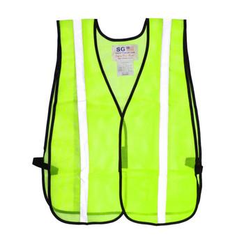 "Lime Safety Vest - 1"" Stripe"