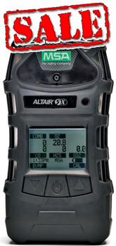MSA ALTAIR 5X 10116926 Multigas Detector & Probe Kit [LEL, O2, CO, H2S]