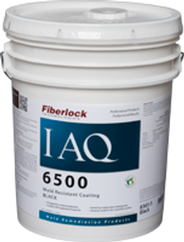 Fiberlock IAQ 6500 - Mold Resistant Coating - 5 Gallon