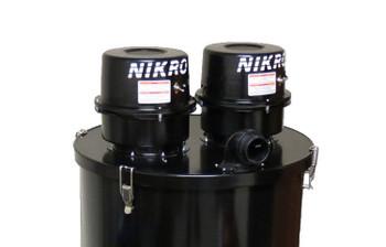 Nikro Dual 55 Gallon Drum Adapter Kit - 862148
