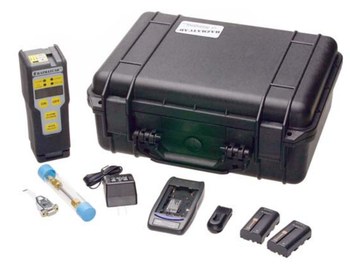 MSA HAZMATCAD Hazardous Material Chemical Agent Detector