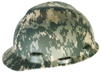 MSA Camouflage Specialty Protective Cap - 10103908