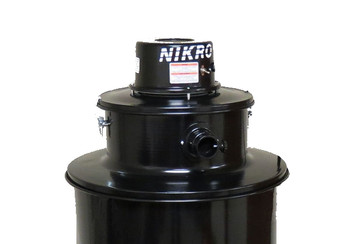Nikro 55 Gallon Dry HEPA Vacuum - Drum Adaptor Kit - 860240