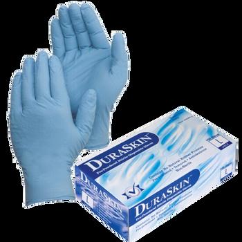 8 Mil Nitrile Powder Free Industrial Grade Disposable Glove - 2018W - 50/Box