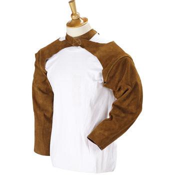 "Revco Quality Side Split Cowhide Welding Sleeves - 23"""