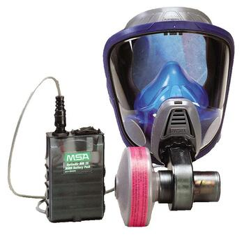 MSA OptimAir Advantage 3100 Mask Mounted PAPR - 10034150 10034151