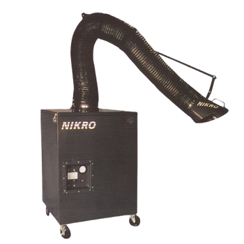 Nikro Portable Fume & Dust Extractor - 1500 CFM - AP1700