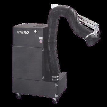 Nikro Portable Fume & Dust Extractor - 2200 CFM - AP2000