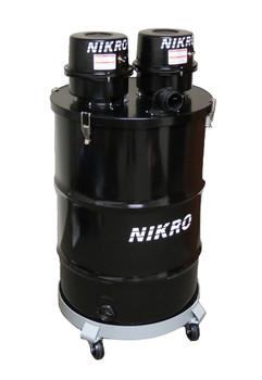 Nikro 55 Gallon Dual Motor Wet/Dry Vacuum - DP55DUAL