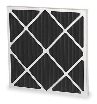"""24""""x24""""x2"""" Pleated Carbon Filter (Secondary) 12/case"""