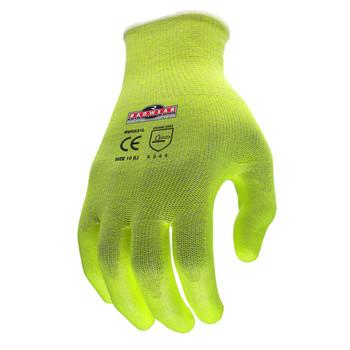 Radians RWG531 Radwear Silver Series Hi-Viz Glove - Dozen - Cut Level 3