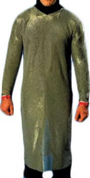 Stainless Steel Mesh Split Leg Tunic + Sleeves - MT50 S/L