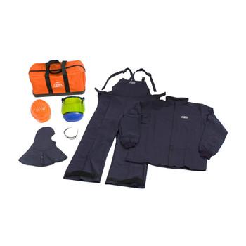 PIP HRC 4 ARC Flash Jacket/Overall Kit - 100 Cal/cm2 [Medium-5XL] 9150-52730