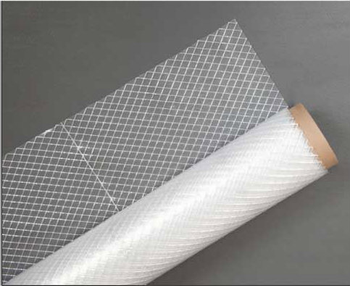 6 Mil 20x100 Fire Rated String Reinforced Poly Sheeting