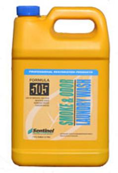 Sentinel 505 Smoke & Odor Laundry Wash - 5 Gallon Pail