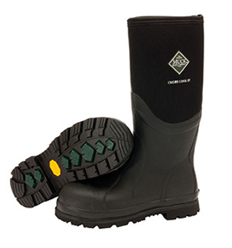 Muck Chore Cool Safety Toe