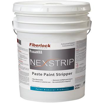 Fiberlock Piranha NexStrip Zero - Zero VOC Paint Stripper - 5 Gallon