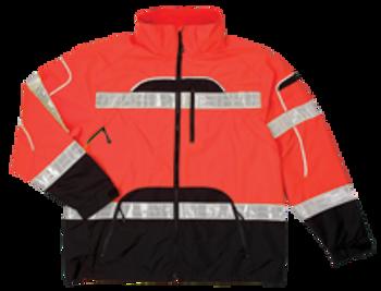 ML Kishgo Brilliant Orange Series Rainwear Jacket