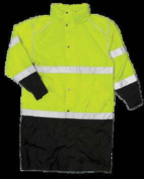 ML Kishgo Brilliant Series Long Lime Rain Coat