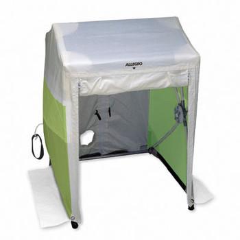 Allegro Deluxe Work Tent - 6'x6' - Two Door - 9402-66