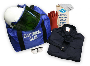 30e114f958fd Arc Flash   Electrical PPE - Arc Flash Kits - Jendco Safety Supply