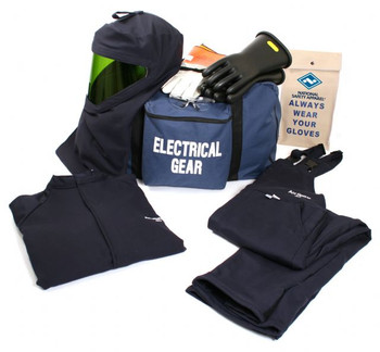 NSA ArcGuard® 40 cal Compliance™ Kit with Short Coat & Bib Overall