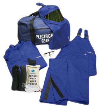 NSA ArcGuard® 55 Cal Kit with DuPont™ Nomex® Short Coat & Bib Overall