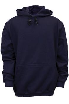 NSA 21 cal/cm² Navy 11 oz. UltraSoft® Fleece Hooded/Pullover Sweatshirt - C21WT03
