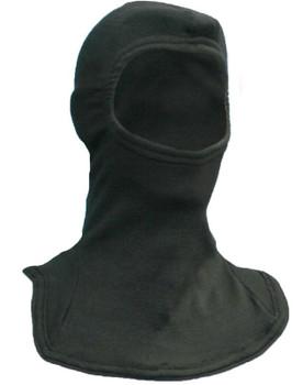 NSA 30 cal/cm² Double Layer Black Carbon Hood - H18CX