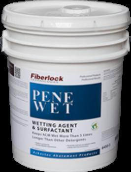 Fiberlock Penewet Surfactant - 5 Gallon