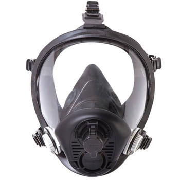 North by Honeywell RU6500 Full Face Silicone Respirator