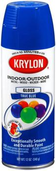 Industrial Paint-All™ Gloss Blue 16 oz. Enamel Paints
