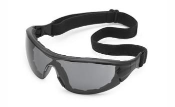 Gateway Swap® Black Frame/Gray Anti-Fog Lens (21GB78) Box of 10