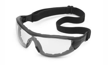 Gateway Swap® Black Frame/Clear In-Out Mirror Anti-Fog Lens (21GB0F) Box of 10