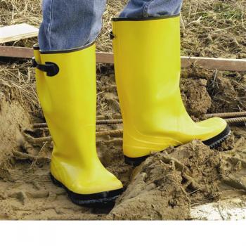 "Master Gear 8200 17"" Yellow Slush Boot"