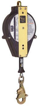 3M DBI-SALA Ultra - Lok 20 ft Self Retracting Lifeline - Galvanized Cable 3504433
