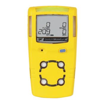 BW GasAlertMicroClip XL Multi-Gas Detector MCXL-XWHM-Y-NA [LEL, o2, co, H2S]