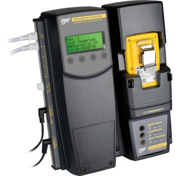 BW MicroDock II Dock Calibration System for GasAlertMicroClip XL/XT - DOCK2-2-1C1P-00-G