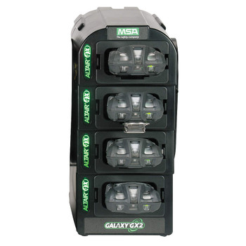 MSA Galaxy GX2 Multi-Unit Charger for Altair 4X - 10127422