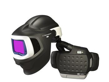 3M Adflo PAPR with 3M Speedglas Welding Helmet 9100MP - 37-1101-30SW