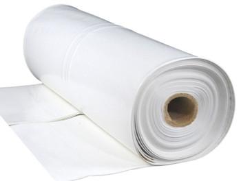 9 Mil 26' x 62' White Flame Retardant Shrink Wrap Containment